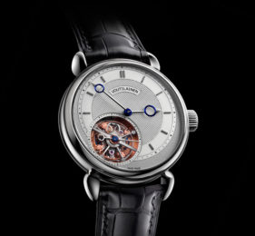 Voutilainen-Tourbillon-In-37-mm-front