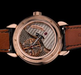 Voutilainen-Tourbillon-Wristwatch-back