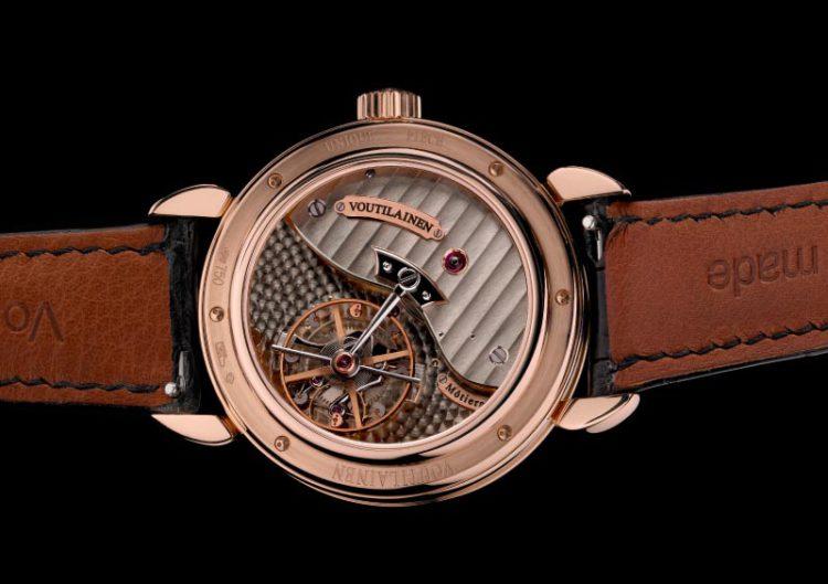 Voutilainen-Tourbillon-Wristwatch-back